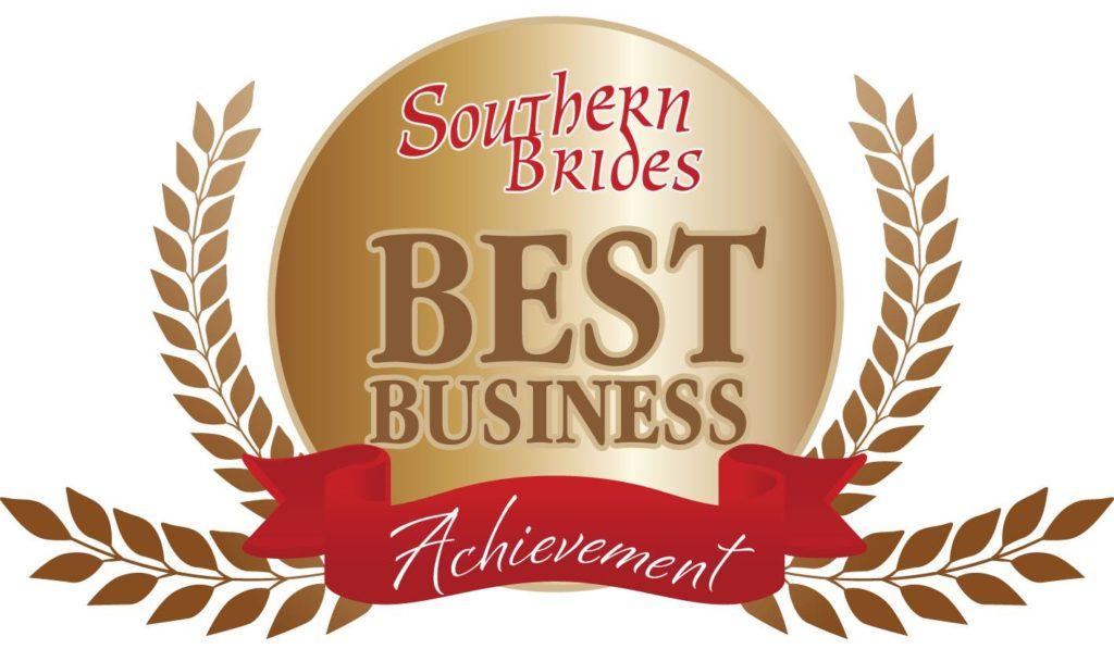 Southern Brides Best Business Award