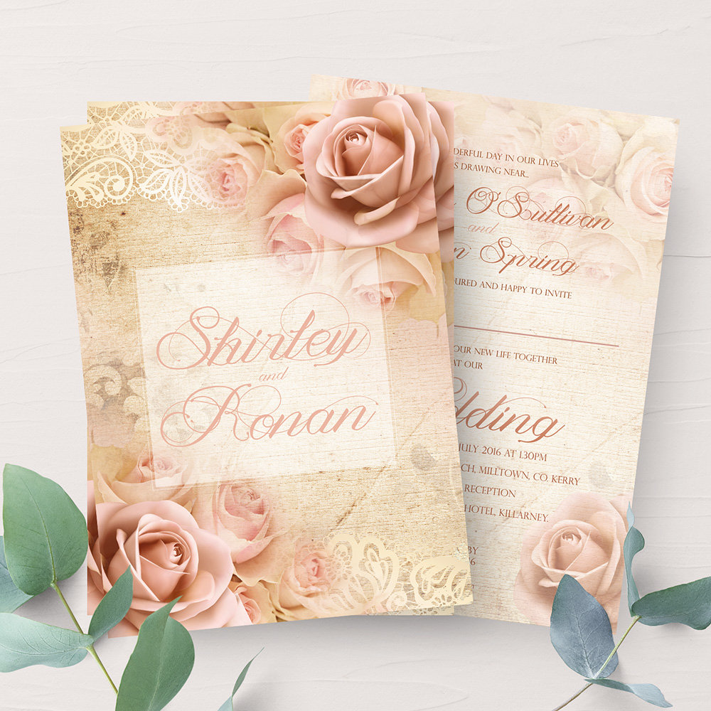 Invitation Wedding Card: Wedding Invitations