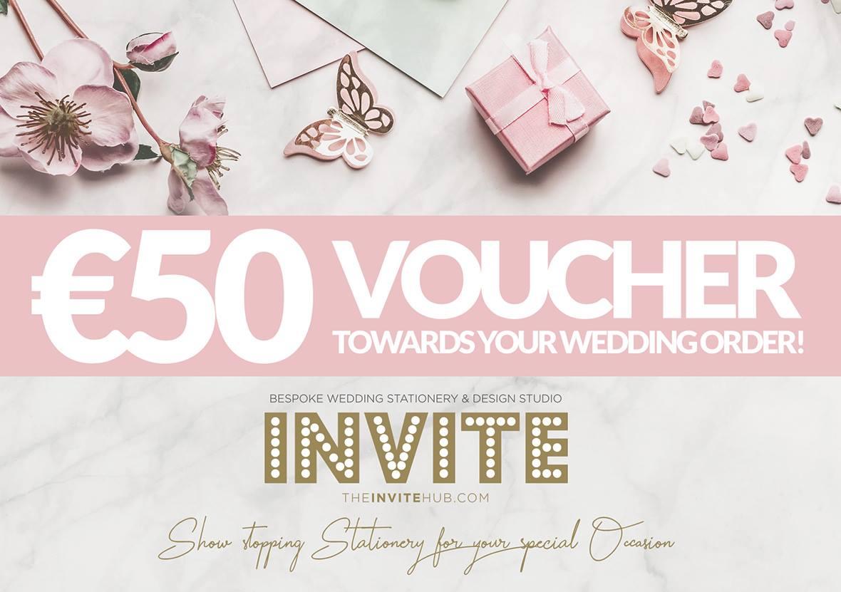 Kerry Wedding Show Gift voucher